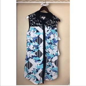Peter Pilotto x Target Floral Shirt Dress